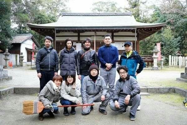 古事記 project 地域活動